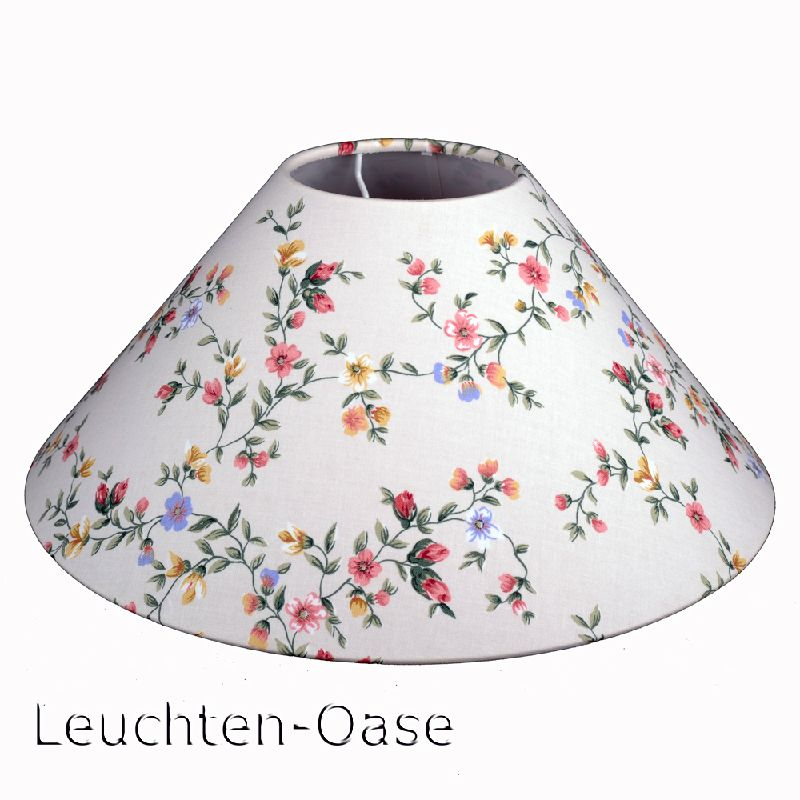 Lampenschirm-Tischlampe-Tischleuchte-Lampe-Licht-40cm