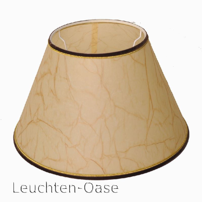 lampenschirm tischlampe tischleuchte lampe licht 30cm pergament hell beige neu ebay. Black Bedroom Furniture Sets. Home Design Ideas